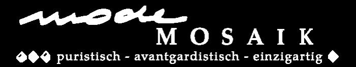 ModeMosaik-weiss